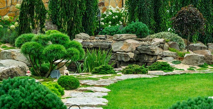 Landscaping Services in Houston TX