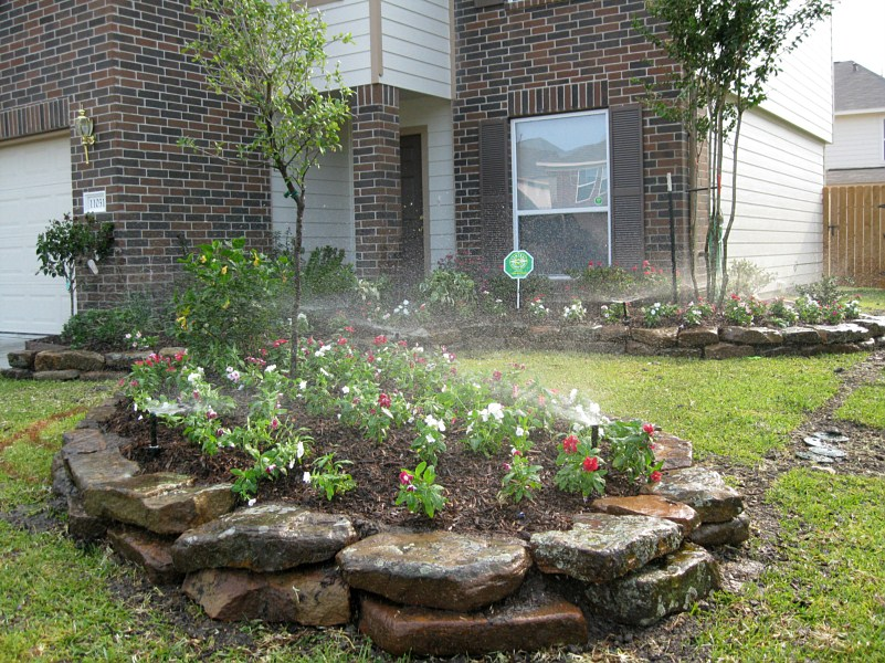 Landscape design photos landscaping photos houston for Garden design houston